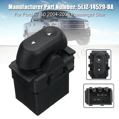 Window Control Switch Passenger Side For Ford F150 2004-2008 5L1Z14529BA