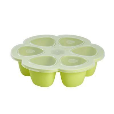 Multiportions silicone 6 x 90 ml neon