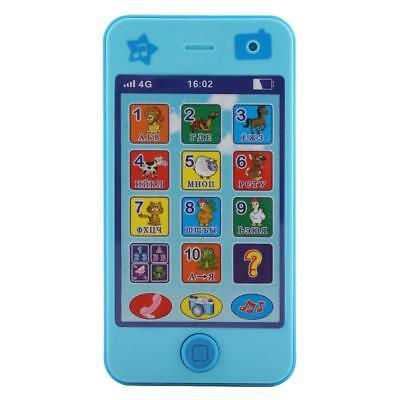 Kids Baby Simulator Music Cell Phone Touch Screen Educational Learning Toy