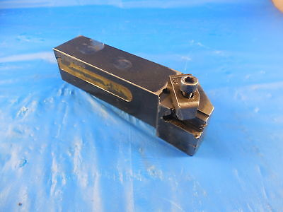 "Kennametal Nsl-163C 1"" Square Shank Top Notch Style Insert Lathe Turning Tool"