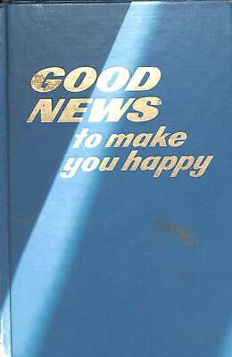 Good news: To make you happy, Watch Tower, Good Condition Book, ISBN