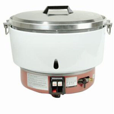 NEW 50 Cup Rice Cooker GAS THUNDER GROUP GSRC005N #3542 Sushi Chinese Food Maker