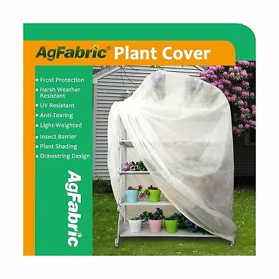 Agfabric Plant Cover Warm Worth Frost Blanket - 0.95 oz Fabric of 60''x50''x1...