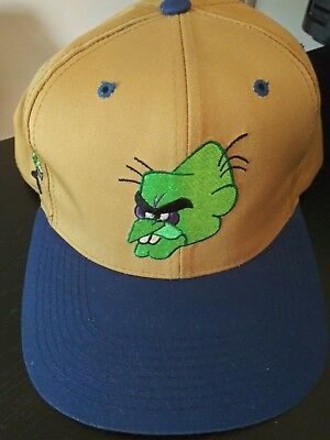 1e657b211 VINTAGE 1998 SCOOBY-DOO Snapback Hat Cap Where Are You Hanna Barbera ...