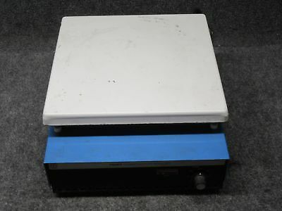 Fisher Thermix Laboratory Hot Plate Model 600T 115V 12.2A *Tested Working*