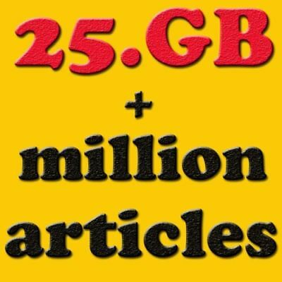 50,000 eBooks Zip file Pdf + word Format With 2000 Master Files Rights