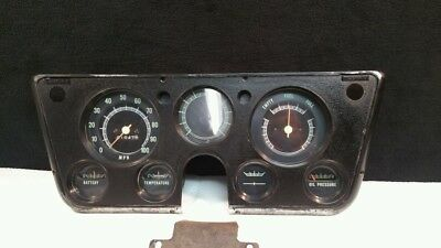 1969 Chevy/ Gmc Pickup Oem Speedometer & Gauge Cluster.