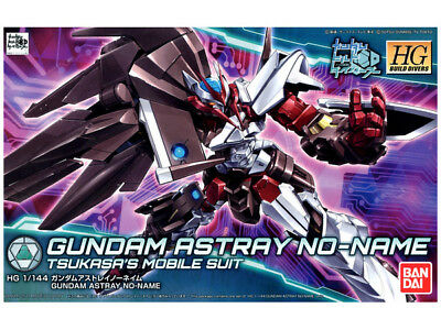 Bandai Hobby Build Divers Gundam Astray No-Name HG 1/144 Model Kit USA Seller