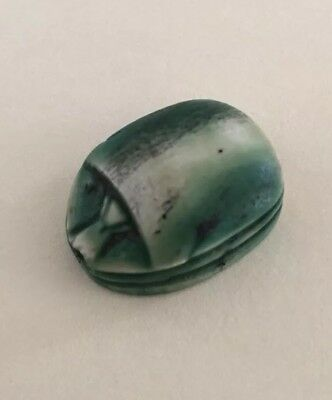 Rare Ancient Egyptian ‎Scarab c New Kingdom (1550-1070) BC