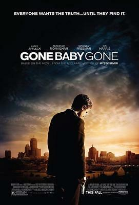Gone Baby Gone | $1.88 DVD | $3.88 Blu-ray | $4.00 Flat Rate Shipping
