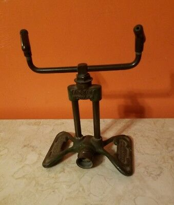 Vtg Sunbeam Rain King Model D1  Chicago USA Cast Iron Antique Lawn Sprinkler