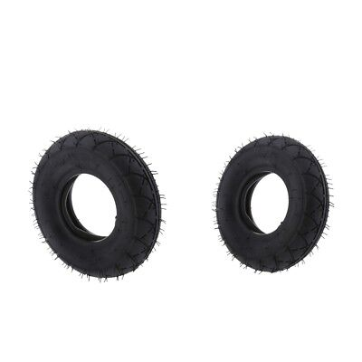 2Pieces 200 x 50 Scooter Tire Inner Tube for Razor Scooters Pocket Bike
