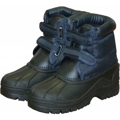 Town & Country Charnwood Navy Boots, Size 4
