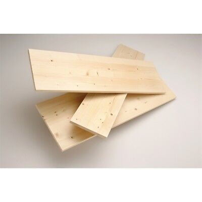 Cheshire Mouldings Timberboard 18mm, 2350 x 300