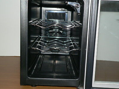 Wine - Mate domestic electric wine cooler for 6 bottles hardly used As New
