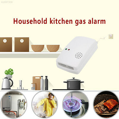 B694 Alert Propane Gas Detectors Durable 85db 433 MHZ Home Wireless Security