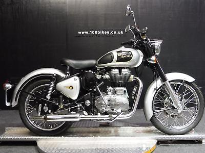65 Royal Enfield Bullet 500 Classic Efi Extras 3,000 Miles