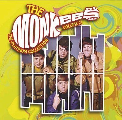 THE MONKEES The Platinum Collection Volume 2 CD BRAND NEW Best Of Definitive
