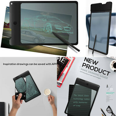 Digital LCD Electronic Writing Drawing Tablet Pad Boards Notepad Graphic Tablets