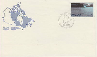 Canada #1084 $5 La Mauricie National Park First Day Cover