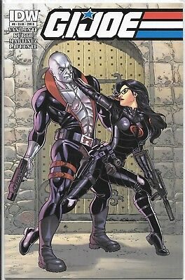 IDW GI Joe Season Volume 3 #8-B variant BARONESS cover 2013 vol 8b COMBINE SHIP!