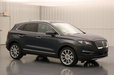 Lincoln MKC RESERVE FWD 2.0 TURBOCHARGED 6 SPEED AUTOMATIC LUXURY SUV BRIDGE OF WEIR DEEPSOFT LEATHER HEATED COOLED FRONT SEATS LINCOLN CONNECT WIFI