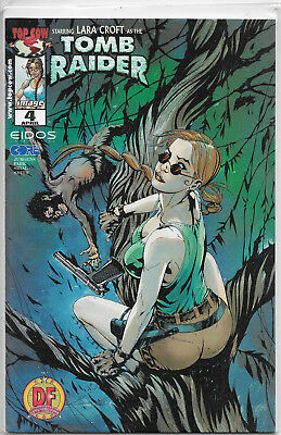 Tomb Raider The Series #4 Dynamic Forces Top Cow Comics NM