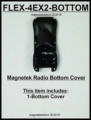 Magnetek FLEX-4EX2-BOTTOM back bottom cover - radio remote control transmitter