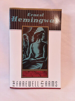 Ernest hemingway A FAREWELL TO ARMS 2003 trade paperback
