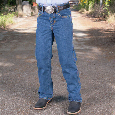 Boys' Original Fit Cinch Jeans (Sizes 8-18)