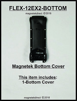 Magnetek FLEX-12EX2-BOTTOM back bottom cover - radio remote control transmitter