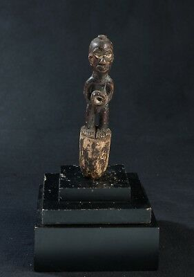 Yombe, Vessel Stopper, Democratic Republic of Congo, Central African Tribal Art