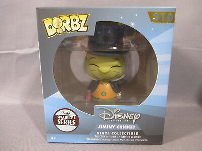 "Dorbz 310 ""JIMINY CRICKET"" Specialty Series POP Figure Funko *NEW*"
