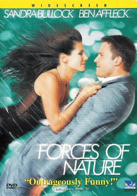 Forces of Nature (DVD, 1999) - Good