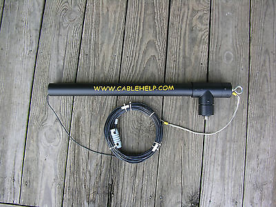 Antenna, 160 Meter reduced size sloper for small spaces