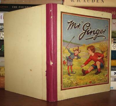 M. Morris & Thirkell Pearce THE STORY OF MR. GINGER 1st Edition 1st Printing