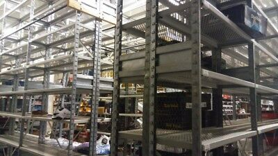 "Industrial Shelving - 18"" x 36"" w/5 Shelves - Industrial Grade Shelving"