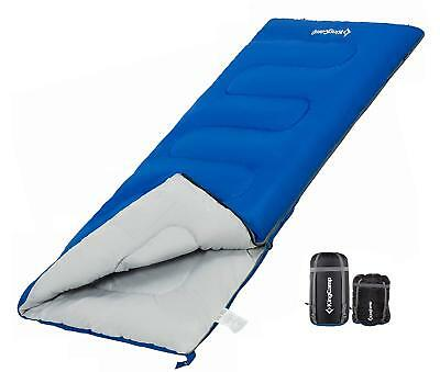 4 Season Warm Cool Cold Weather Camping Lightweight Compact Adults Sleeping Bags