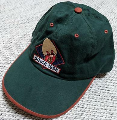 1991 ACME Warner Bro's Yosemite Sam Looney Toons One Size Hat USA Cartoon