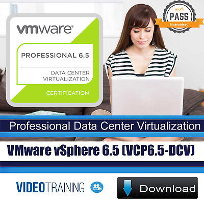 VMware vSphere 6.5 (VCP6.5-DCV) 2019 Updated Video Training Course DOWNLOAD