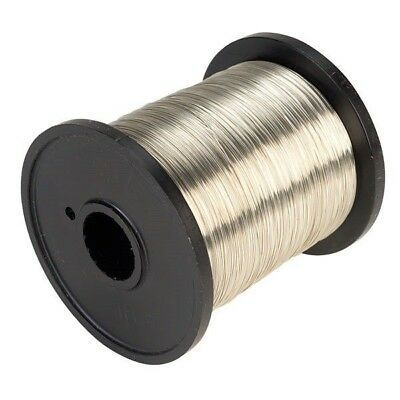 Unistrand 500G TINNED 30 SWG Reel 30 Tinned Copper Wire