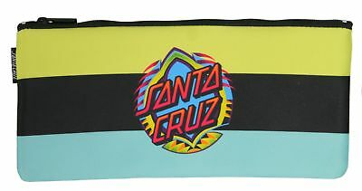 Santa Cruz Neon Dot Pencil Case in Multi