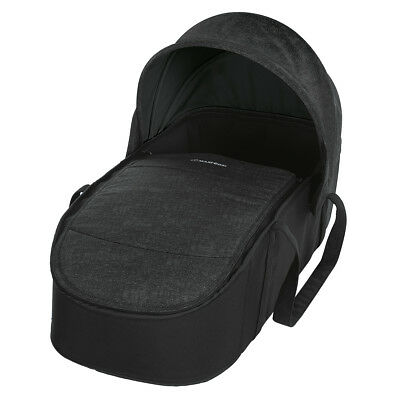 Maxi Cosi Laika Carry Cot -Nomad Black | Flat Rate Shipping