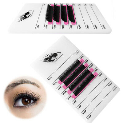Eyelash Tray Strip Stand Eyelash Extension Hand Plate Lashes Grafting Holder