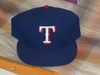 pretty nice 5584c ad5c1 New Era Texas Rangers 59Fifty Fitted Hat MLB Baseball Cap