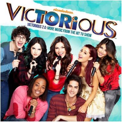 Victorious 2.0: More Music From the Hit Tv Show (1 CD Audio) - Various Artists