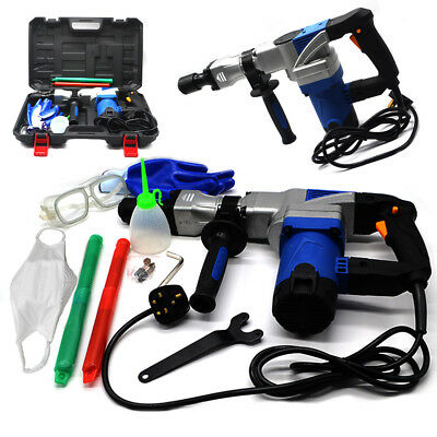 Demolition Hammer 220V Professional Electric Concrete Jackhammer Drill Breaker