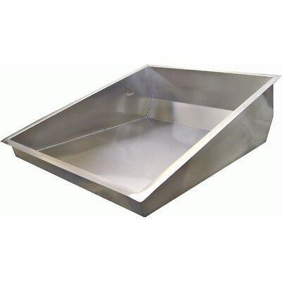 NEW GSW Donut Table Basket Stainless Steel DN-PAN #3900 Glazing Drop Tray Bottom