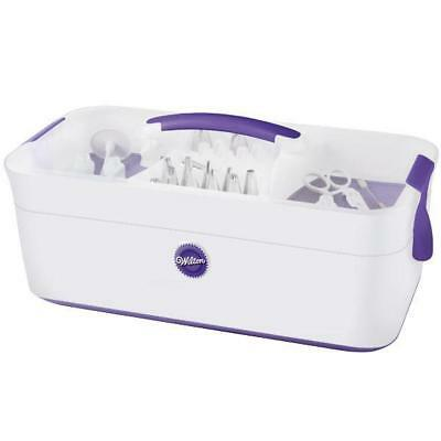 Wilton Decorator Preferred Decorating Caddy 409-3077  Stores your favorite tools