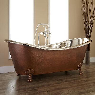 SWAN VERITEK BATHTUB With Left-Hand Drain, 30 D X 60 W In., White ...